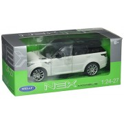 Range Rover Sport White 1/24 By Welly 24059