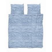 Snurk Twirre dekbedovertrek Snurk blauw-2-persoons 240 x 220 cm incl. 2 kussenslopen 60 x 70 cm