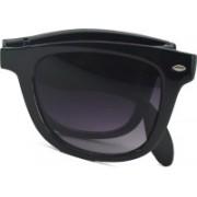 Polo House USA Wayfarer Sunglasses(Black)