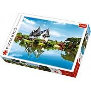 Puzzle Palatul Sanphet Prasat, 1000 piese