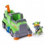 Set de joaca Rocky Recycle Truck Patrula Catelusilor Ultimate Rescue