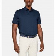 Under Armour Herenpolo UA Crestable Performance - Mens - Navy - Grootte: 2X-Large