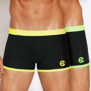 ENRICO COVERI Neon 1648 férfi boxeralsó, 2 db 1 csomagban