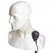 Resistant Submersible speaker microphone for walkie Entel HT ATEXSeries.