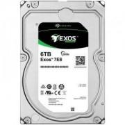 Твърд диск, SEAGATE HDD Server Exos 7E8 512E/4k (3.5/6TB/SATA 6GB/s/ 7200rpm), ST6000NM021A