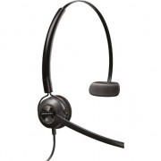 Casca Plantronics Bluetooth Encorepro HW540, Noise-Canceling, Black