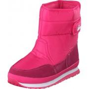 Rubber Duck Rd Nylon Suede Solid Kids Pink, Skor, Kängor & Boots, Varmfodrade kängor, Rosa, Barn, 27