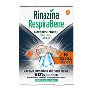 Glaxosmithkline C.Health.Spa Rinazina Respirabene Extra Forti 10 Cerotti Nasali