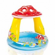 Intex Mushroom Baby Pool Multi Color
