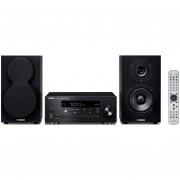 Minicomponente Yamaha MCRN470B Wi-Fi MusicCast Negro