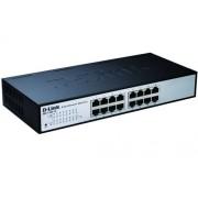 Комутатор D-Link 16-port 10/100 EasySmart Switch