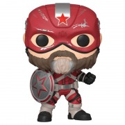 POP Figur Marvel Black Widow Red Guardian