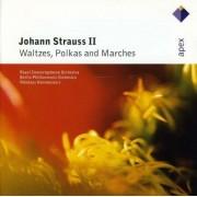 J Strauss - Waltzes& Polkas (0809274998125) (1 CD)