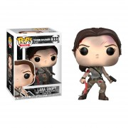 Funko Pop Tomb Raider Lara Croft New Version Original Nueva