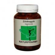 Naturpharma zöldkagyló kapszula - 160 db kapszula