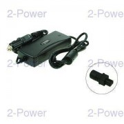 2-Power Bil-Flyg DC Adapter Dell 20V 4.5A 90W (PA-9)