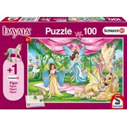 Puzzle In The Hall Of The Crown Of Bayala, 100 piese