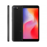 """Xiaomi Telefono movil smartphone xiaomi redmi 6a negro 5.45""""/ 16gb rom/ 2gb ram/ 13mpx - 5mpx/ 4g"""