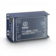Palmer Pro PLI 04 USB Stereo-DI-Box / USB