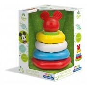 Clementoni Spa Clementoni Gli Anelli Topini Anelli Impilabili Per Bambini 6-36 Mesi