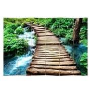 Paraván - Patak és híd