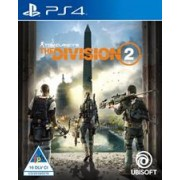 PlayStation 4 Game Tom Clancys The Division 2, Retail Box, No Warranty on Software