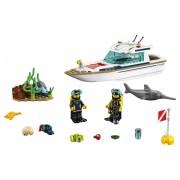 IAHT PENTRU SCUFUNDARI - LEGO (60221)
