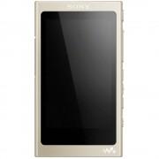 Sony NW-A45 mp3-player 16 GB zlatna Bluetooth, High-Resolution audio, NFC