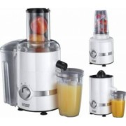 Storcator legume, fructe si citrice + Blender Russell Hobbs Ultimate 3-in-1 22700-56 800W Recipient 700 ml Tub de alimen