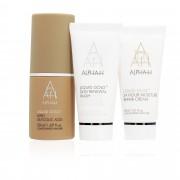 Alpha Liquid Gold Love Collection: Liquid Gold, detergente e crema
