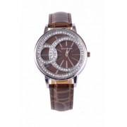 Дамски часовник Дори кафяво