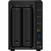 SYNOLOGY NAS 2 BAY SSD/HDD 2,5/3,5 SATA 2GB DDR3L USB3.0
