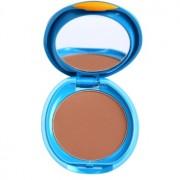 Shiseido Sun Foundation maquillaje compacto resistente al agua SPF 30 tono Dark Beige 12 g