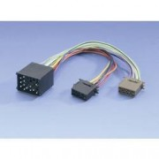 AIV ISO adaptér pro modely BMW 3er, 5er až 09.00, 7er, 8er