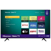 "Hisense 65R6000GM Serie R6 65"" 4K Uhd, Smart TV, Roku TV, Hdr10, Roku Search, (2020) (65"")"