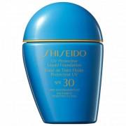 Shiseido Uv Protective Liquid Foundation Dark Beige Spf 30 - 30 Ml