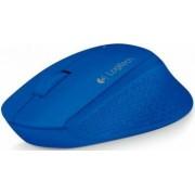 Mouse Wireless Logitech M280 1000dpi Albastru