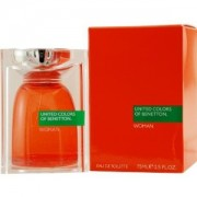 Benetton Woman Eau de Toilette Spray 125ml