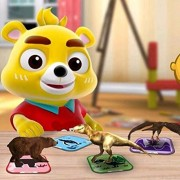Neobear Popup Zoo - Live 3D Interactive Flash Cards