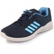 Lakhani Pace Energy Men's Navy Sky Sports Running Shoes
