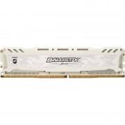 Memorie Crucial Ballistix Sport LT White 4GB DDR4 2400MHz CL16 1.2v