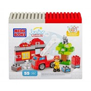 Building Blocks Fire Station Rescue