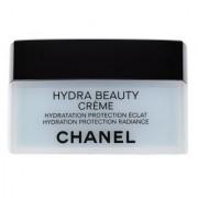 Chanel Hydra Beauty Créme cremă hidratantă pentru o pile luminoasă și uniformă 50 g