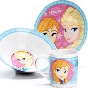 Детский набор 3 предмета Mayer&Boch Disney Снежная королева MB-27001