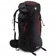 Mochila Camping Roca 45 Litros Backpack Negro Lippi