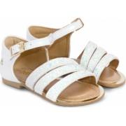 Sandale Fete Miss Bibi Albe/Glitter 24 EU