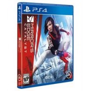 Sony PS4 Game - Mirror's Edge, Retail Box, No