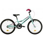 Bicicleta copii Dhs Terrana 2004 verde roz 20 inch