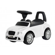 Kids Preferred Bentley Continental GT Speed Ride-On, White