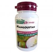 Mangoustan libération prolongée Nature's Plus 30 comprimés